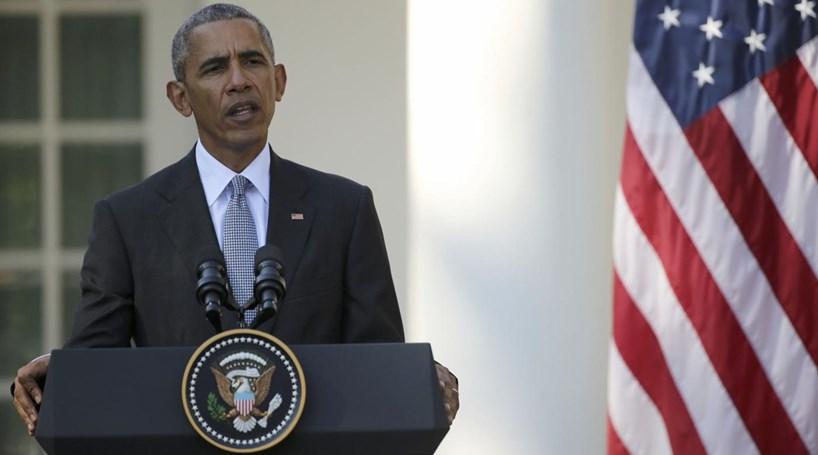 "Barack Obama chama ""irresponsável"" a Trump"
