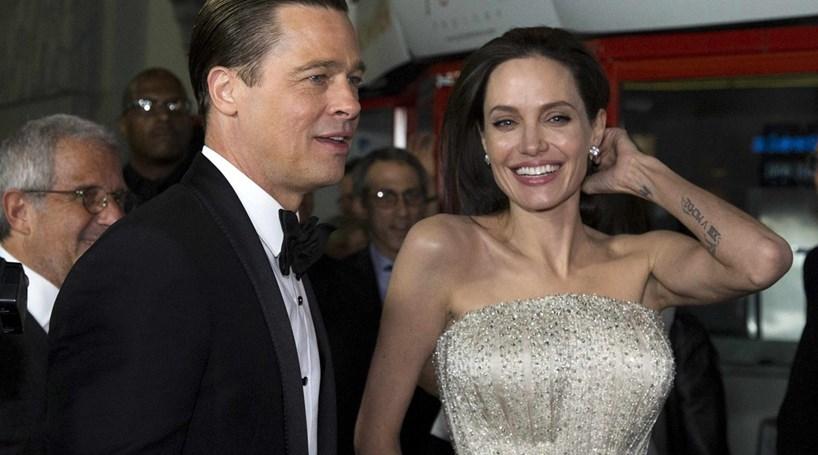 Angelina Jolie apaga tatuagens dedicadas a Brad