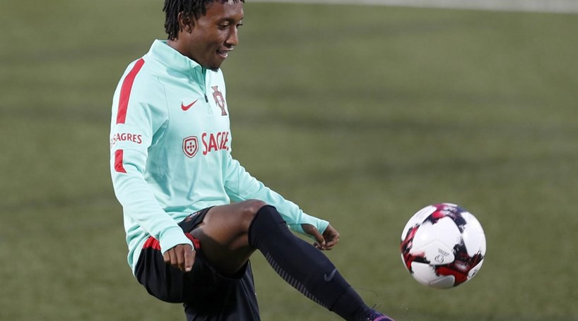 Gelson Martins eleito melhor jogador da I Liga em agosto e setembro