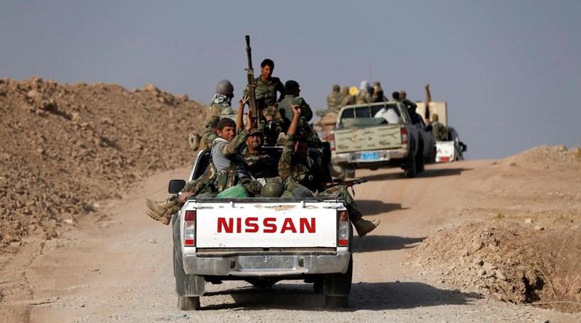 Líderes do Daesh estão a fugir de Mosul