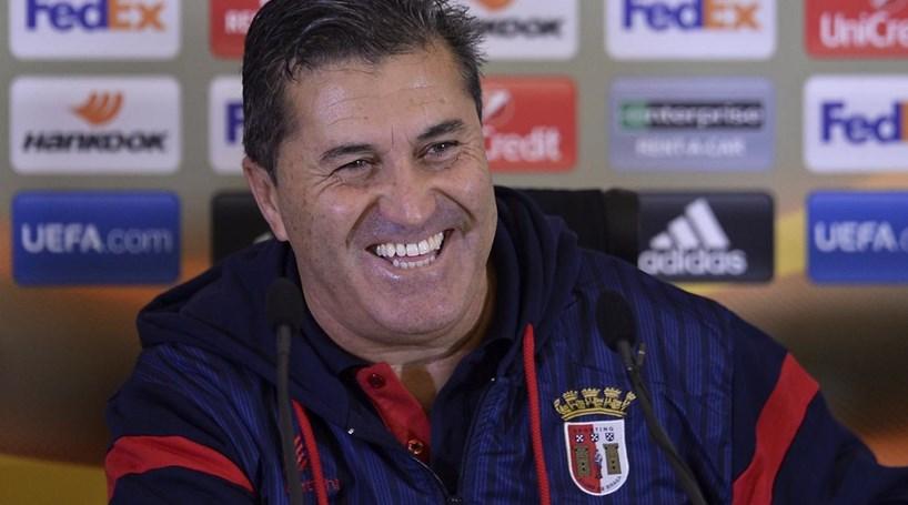Peseiro garante Braga motivado para vencer Konyaspor