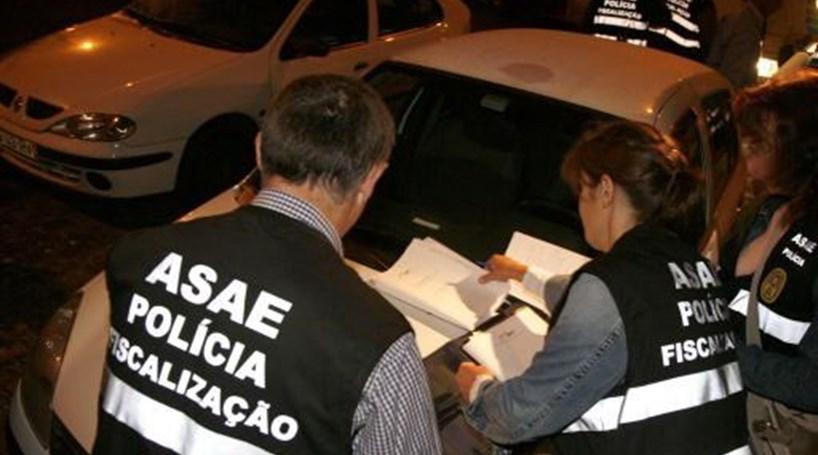 ASAE apreende 27 mil artigos contrafeitos e sete armas ilegais