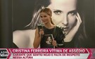 """Cristina Ferreira faz grande revelação no lançamento do livro """"Sentir"""""""