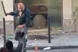 'Herói do Kebab' já regressou a Portugal