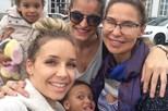 Luciana Abreu vive com amiga especial