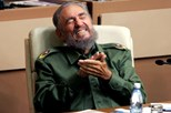 Fidel Castro, o homem carismático da história cubana