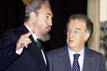 Fidel Castro visitou Portugal por duas vezes