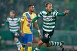 Sporting vence Arouca por 1-0