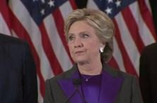 Clinton culpa FBI pela derrota na eleições