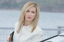 Judite Sousa volta a sofrer recaída