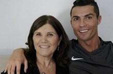 Dolores Aveiro magoada com Cristiano Ronaldo