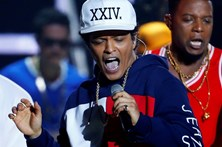 Bruno Mars confirmado no Rock in Rio Lisboa