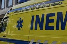 Um morto e um ferido grave em colisão no IC12
