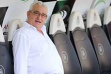 """Carlos Pinho diz que """"os incidentes de Alvalade estão ultrapassados"""""""