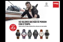 Relógios de Homem