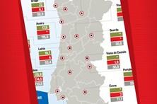 Conheça os municípios que cobram mais IMI