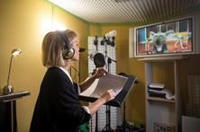 As vozes dos desenhos animados