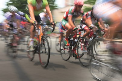 Douro granfondo junta ciclistas no Peso da Régua