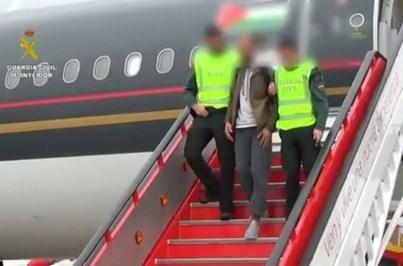 Jihadista do Daesh detido no aeroporto