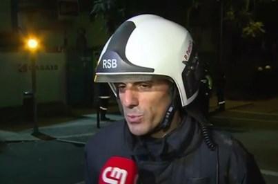 Bombeiros confirmam segunda vítima em derrocada