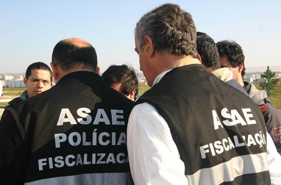 Três inspetores da ASAE agredidos na Taça de Portugal