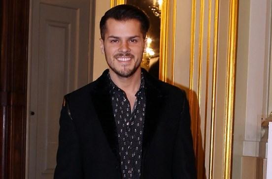 Mickael Carreira já é pai