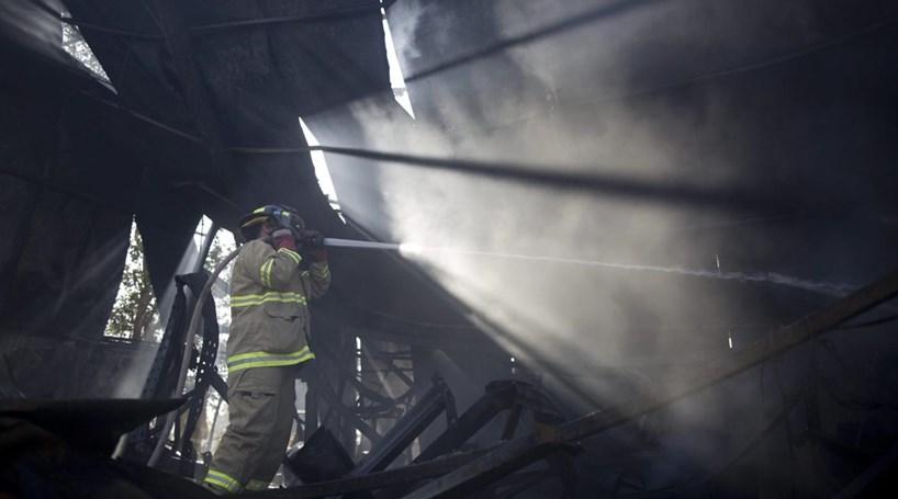 Incêndio em Israel já estão extintos