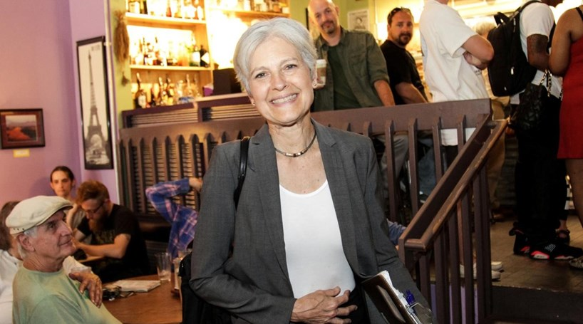 Jill Stein pediu recontagem de votos no Estado do Wisconsin