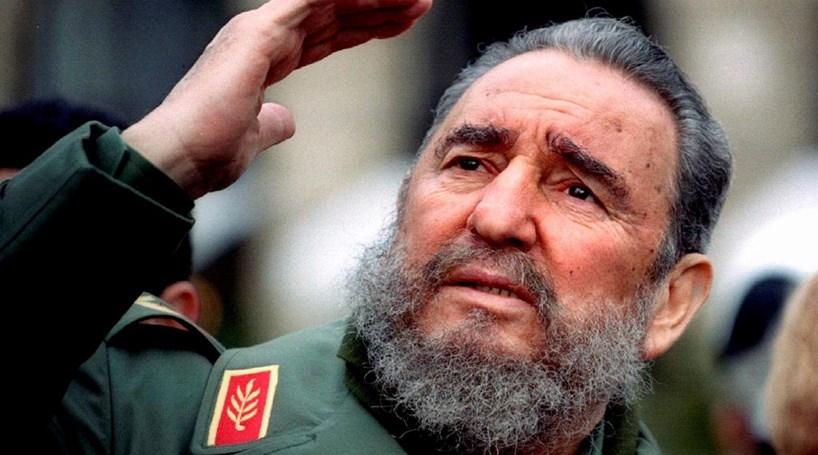 Líderes mundiais reagem à morte de Fidel Castro
