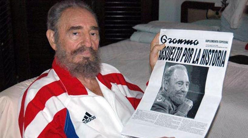 Principais frases de Fidel Castro