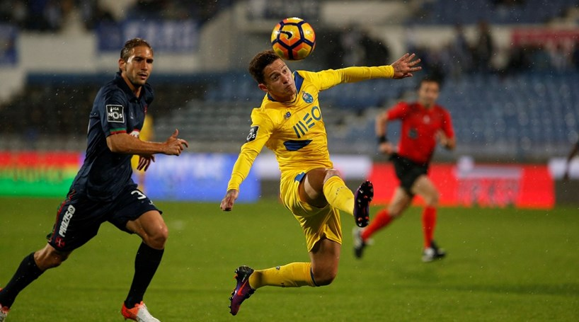 FC Porto empata sem golos com o Belenenses