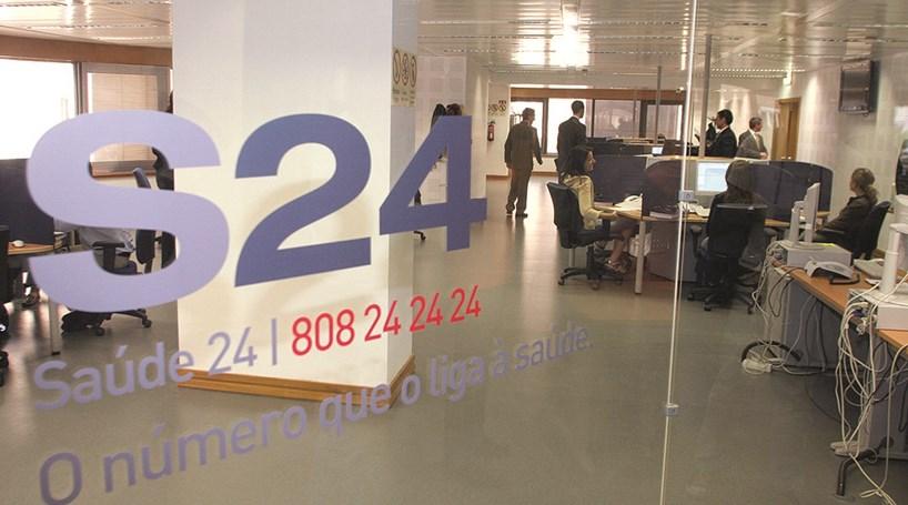 53 mil chamadas falsas recebidas na Saúde 24
