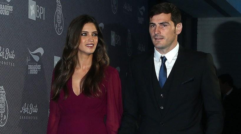 Sara e Casillas vão jantar com reis de Espanha
