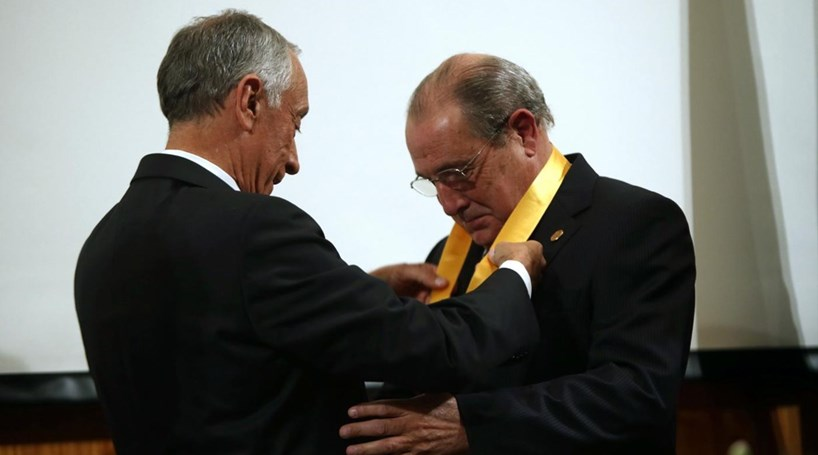 Eduardo Barroso recebe Distinção de Mérito em Gestão dos Serviços de Saúde