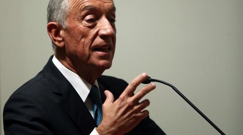 Marcelo espera que Orçamento chegue rapidamente à presidência