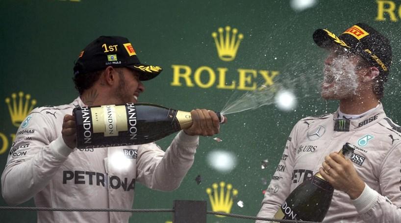 Voltas finais na Fórmula 1