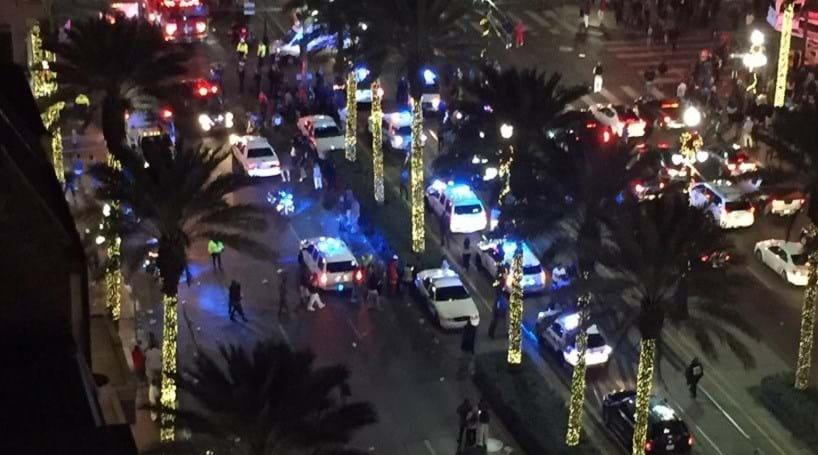 Um morto e nove feridos em tiroteio nos EUA
