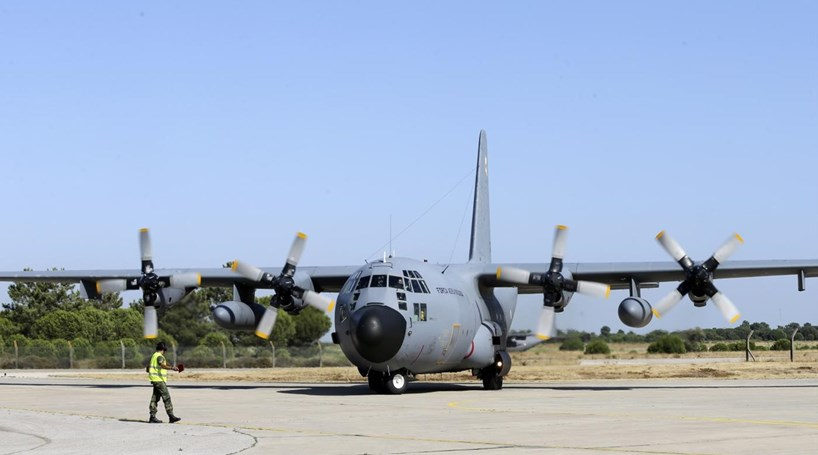 Cerca de 30 militares da Força Aérea partiram para o Mali