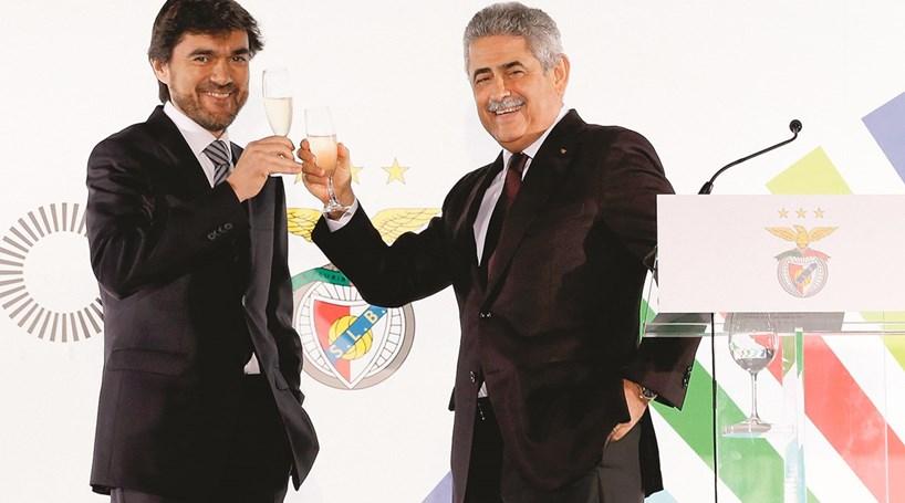 NOS nega aumento de contrato a Benfica