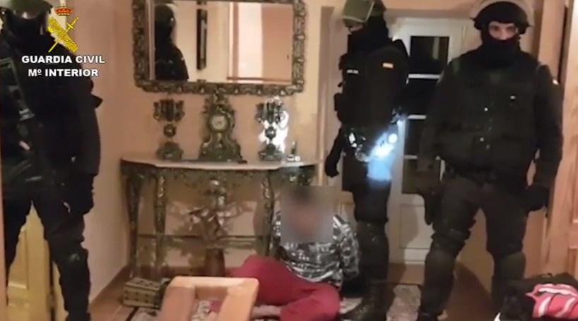 Guardia Civil detém quatro pessoas com ligação ao Daesh