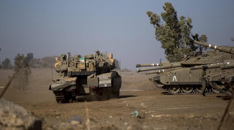 Israel ataca refúgio do Daesh na Síria