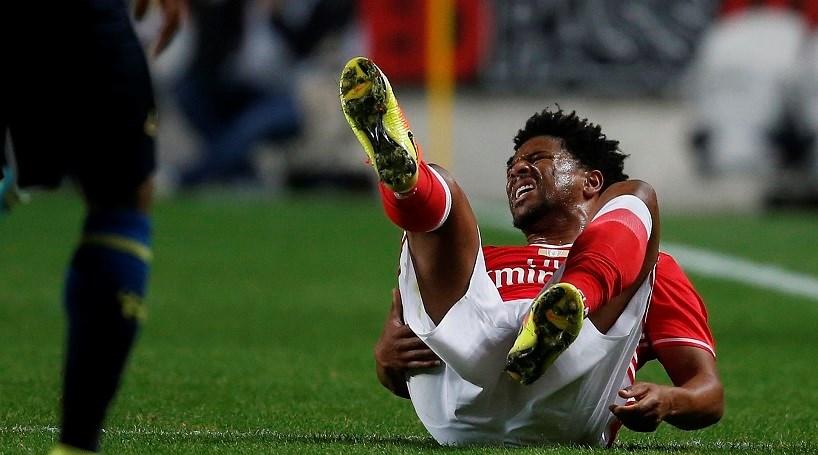 Vieira irritado com lesões no Benfica