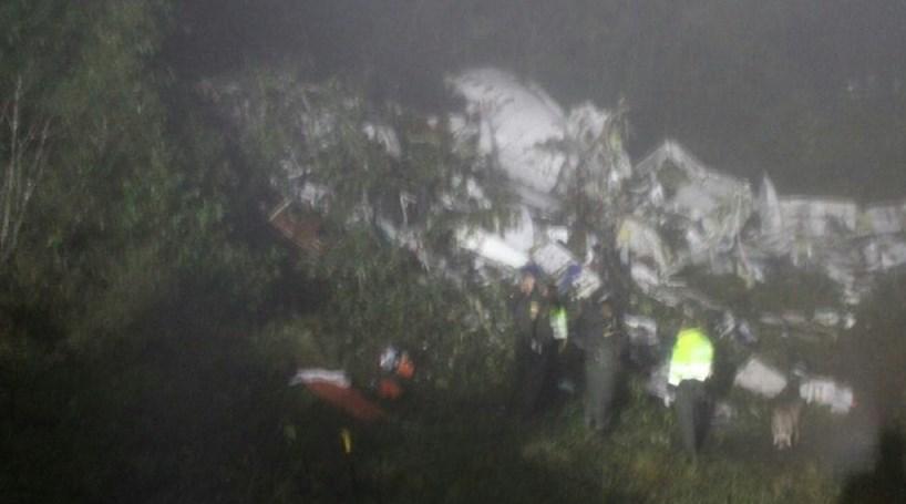 Confederação Brasileira de Futebol consternada com acidente na Colômbia