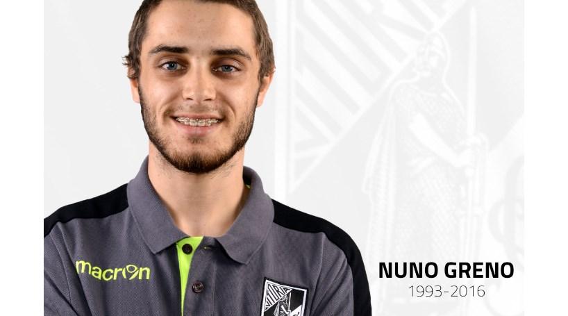 Nuno Greno morre de cancro aos 23 anos