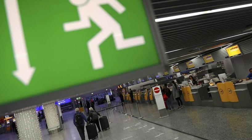 Centenas de voos da Lufthansa voltam a ser cancelados