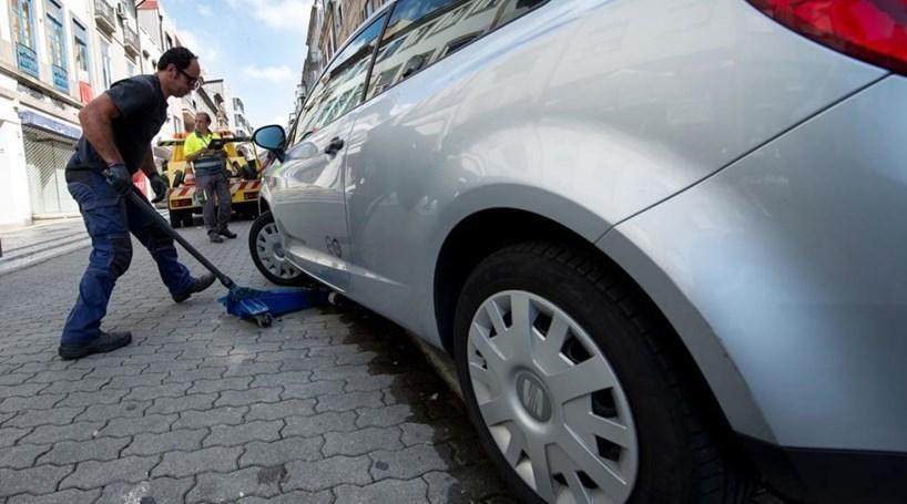 """GNR nas ruas para prevenir """"estacionamento abusivo"""""""