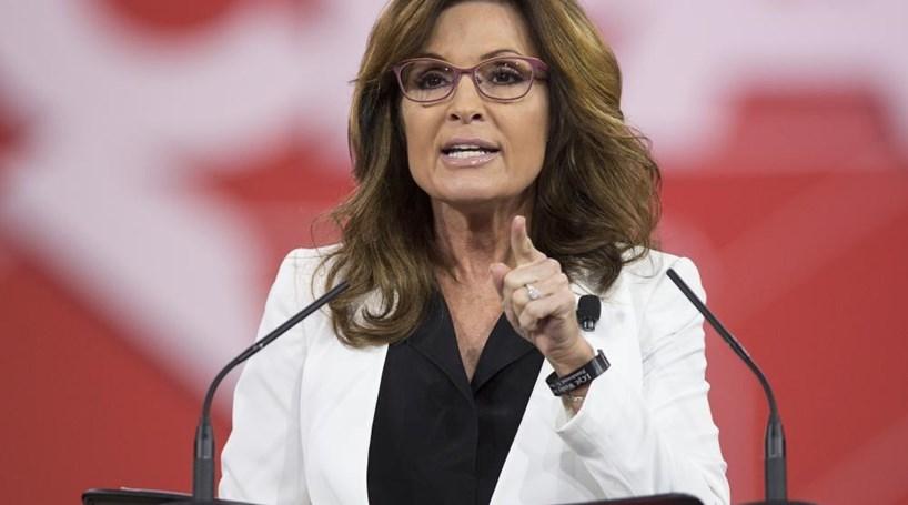 Sarah Palin pode integrar o Governo de Trump
