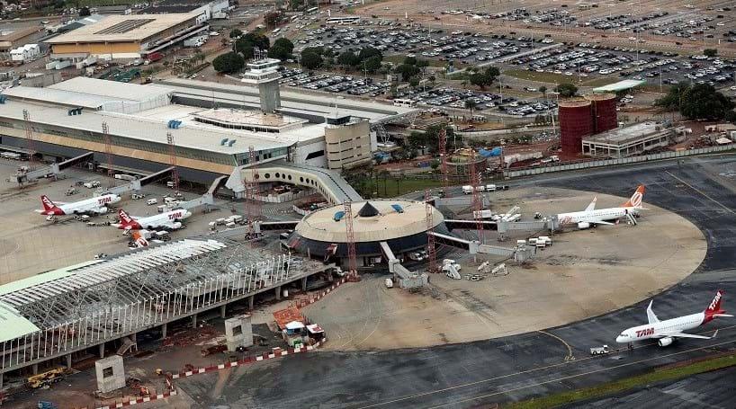Avião da Lamia já tinha aterrado em Brasília sem avisar a torre