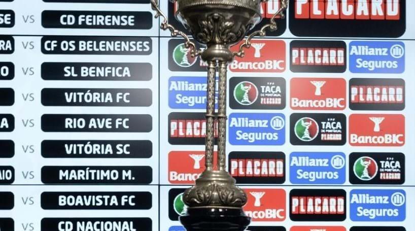 Real-Benfica disputa-se a 14 de dezembro