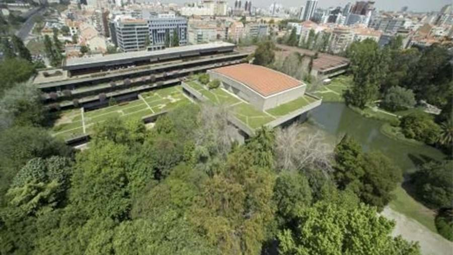 Gulbenkian has some of the most beautiful gardens in Lisbon